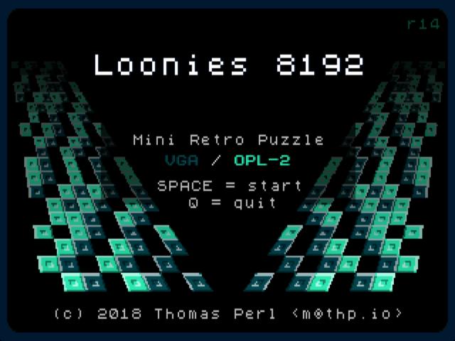 Loonies 8192 (thp io)